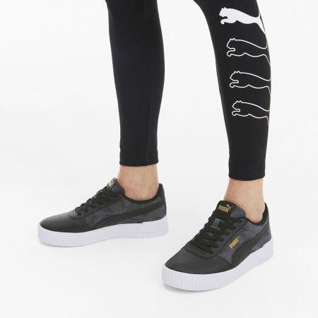Damen Sneaker - Puma CARINA TIE DYE - 7