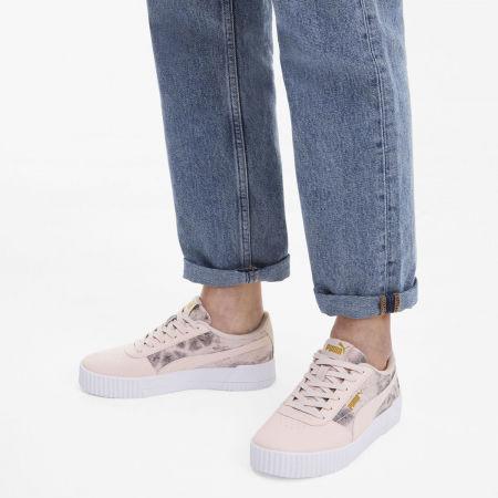 Dámska voľnočasová obuv - Puma CARINA TIE DYE - 7