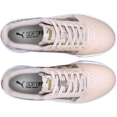 Dámska voľnočasová obuv - Puma CARINA TIE DYE - 4