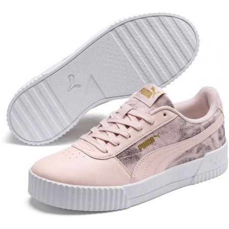 Puma CARINA TIE DYE - Dámské volnočasové boty