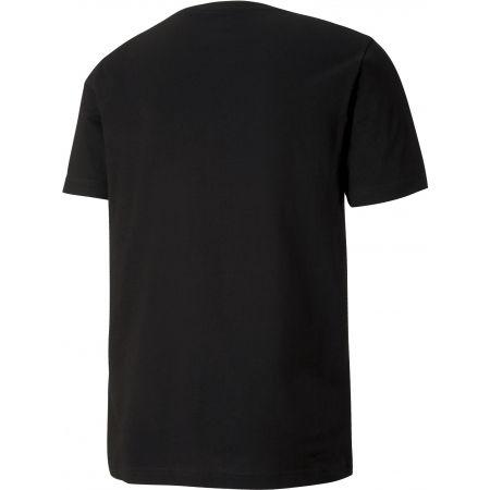 Tricou bărbați - Puma FLOCK GRAPHIC TEE - 2