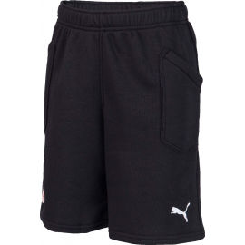 Puma LIGA CASUAL SHO SLAVIA - Pantaloni scurți sport bărbați