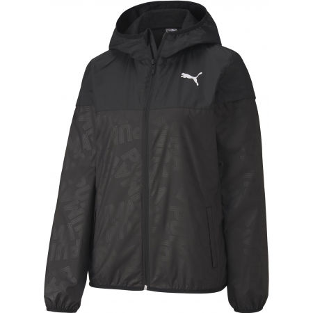 Puma ESSENTIALS WINDBREAKER - Dámska bunda