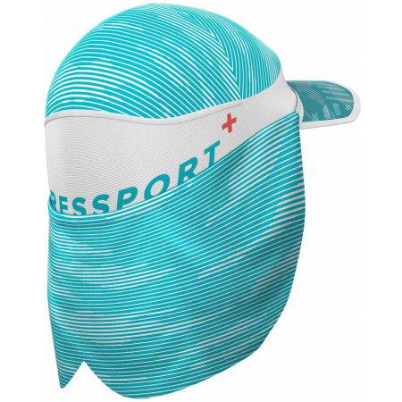 Bežecká čiapka - Compressport ICE CAP SUN SHADE - 2