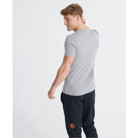 Мъжка  тениска - Superdry CORE SPORT SMALL LOGO TEE - 2