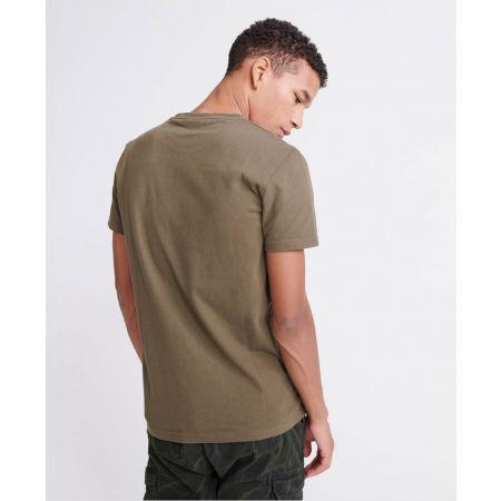 Мъжка тениска - Superdry VL SHIRT SHOP BONDED TEE - 2