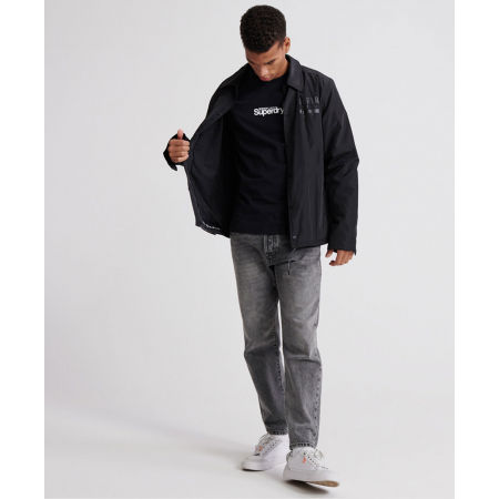 Pánske tričko - Superdry CORE LOGO ESSENTIAL TEE - 4