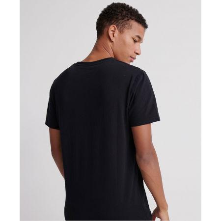Pánske tričko - Superdry CORE LOGO ESSENTIAL TEE - 2