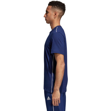 Pánske tričko - adidas CORE18 TEE - 4