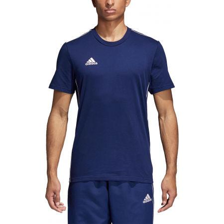 Pánske tričko - adidas CORE18 TEE - 2