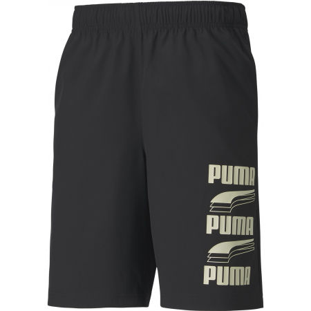 Pánske šortky - Puma REBEL WOVEN SHORTS 9 - 1