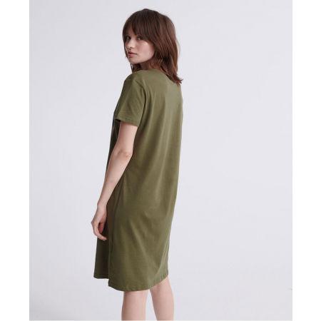 Dámske šaty - Superdry DESERT GRAPHIC T-SHIRT DRESS - 2