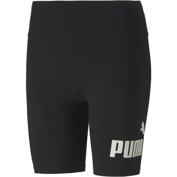 Puma ESS+ 7 SHORT TIGHT černá M - Dámské sportovní šortky