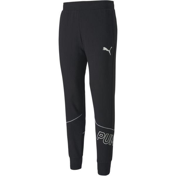 Puma MODERN SPORTS PANTS TR CL czarny XL - Spodnie sportowe męskie