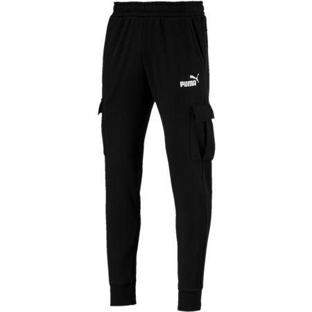 Pantaloni trening bărbați - Puma ESS+ POCKET PANTS - 1