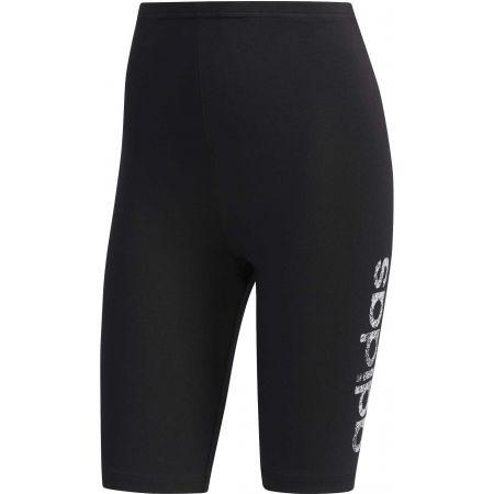 Dámske šortky - adidas MOMENTS SHORTS - 1