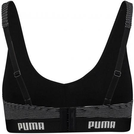 Podprsenka - Puma METAL STRIPE  BRALETTE 1P HANG - 4