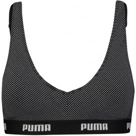 Puma METAL STRIPE  BRALETTE 1P HANG - Бюстие