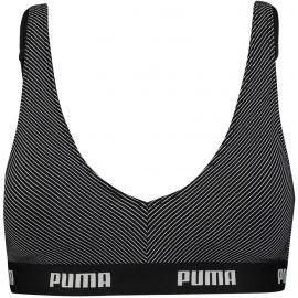 Puma METAL STRIPE  BRALETTE 1P HANG - Bra