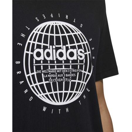 Pánske tričko - adidas GLB T - 8