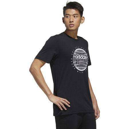 Pánske tričko - adidas GLB T - 6