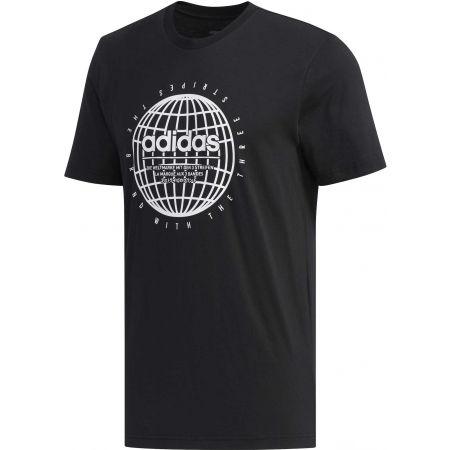 Pánske tričko - adidas GLB T - 1