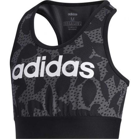 adidas YG XPR BRA TOP - Dívčí sportovní podprsenka