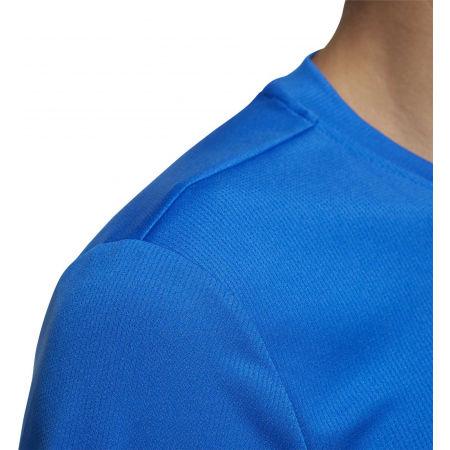 Pánské tričko - adidas D2M PLAIN TEE - 9
