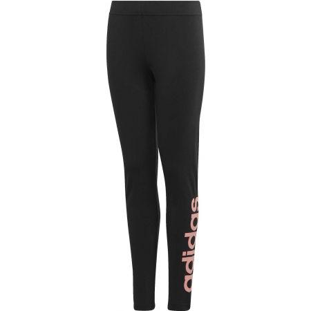 adidas YG E LIN TGHT - Mädchen Leggings