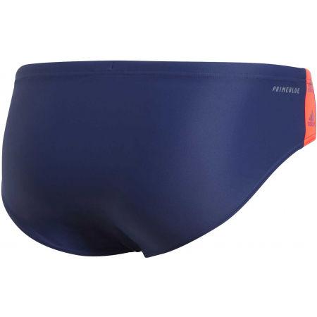 Pánske plavky - adidas FIT TAPER TR - 2