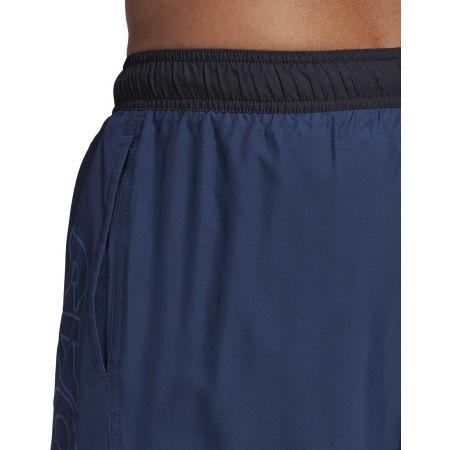 Pánske plavecké šortky - adidas LIN CLX SH CL - 9