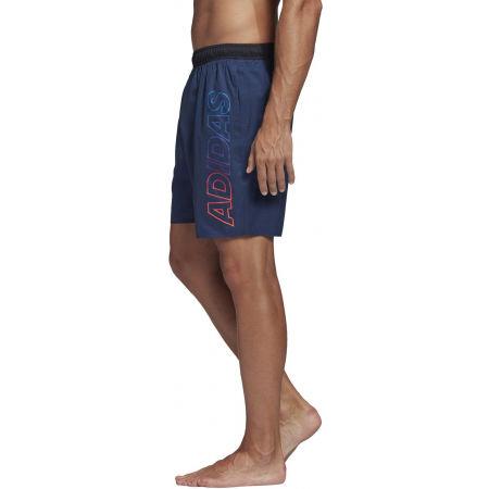 Pánske plavecké šortky - adidas LIN CLX SH CL - 4
