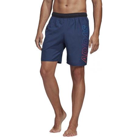 Pánske plavecké šortky - adidas LIN CLX SH CL - 3