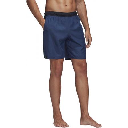 Pánske plavecké šortky - adidas LIN CLX SH CL - 5