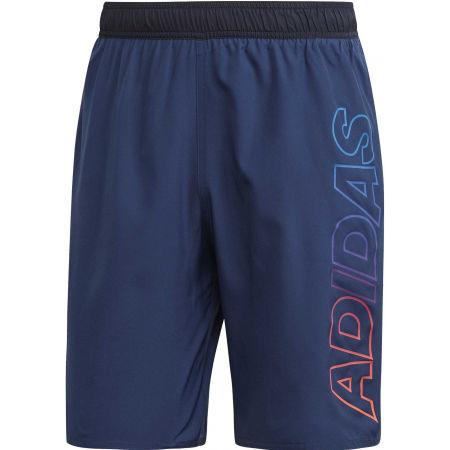 Pánske plavecké šortky - adidas LIN CLX SH CL - 1