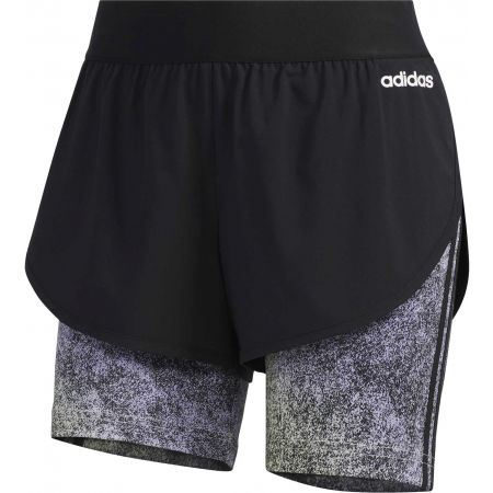 adidas WMN SHORTS - Női sport rövidnadrág