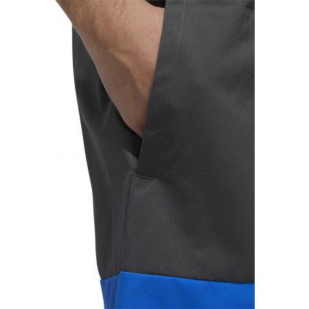 Pánske kraťasy - adidas D2M COLORBLOCK SHORT - 8