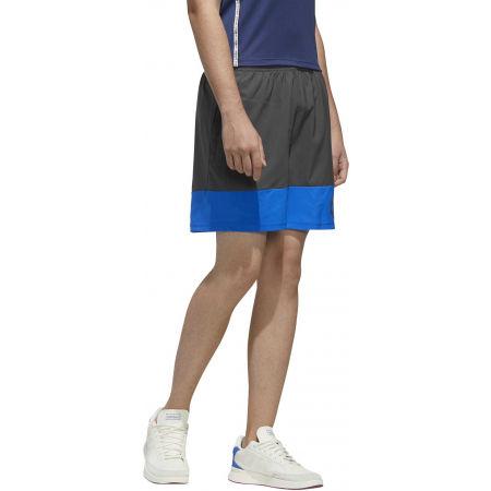 Pánske kraťasy - adidas D2M COLORBLOCK SHORT - 6