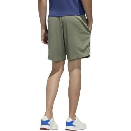 Pánske kraťasy - adidas D2M MATERIALS MIX SHORT - 6