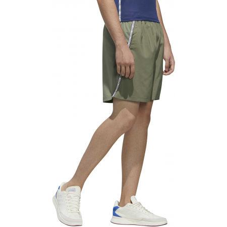 Pánske kraťasy - adidas D2M MATERIALS MIX SHORT - 5