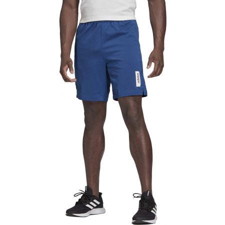 Pánske šortky - adidas BRILIANT BASICS SHORT - 3