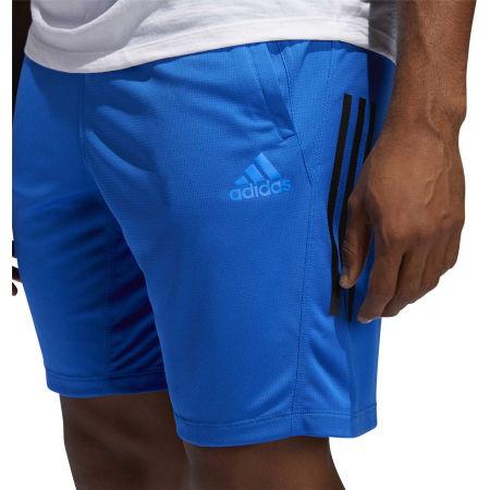 Pánské kraťasy - adidas 3S KN SHO - 7