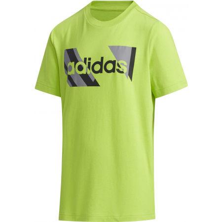 adidas YB Q2 T - Jungen Shirt