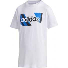 adidas YB Q2 T - Chlapecké tričko
