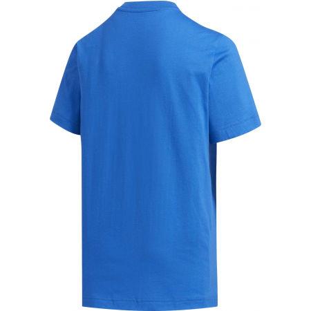 Chlapčenské tričko - adidas YB BOX TEE - 2