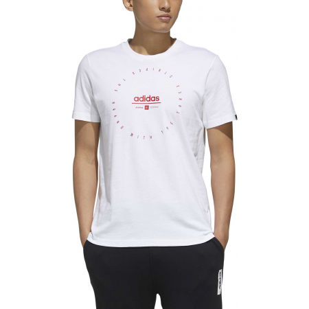 Tricou bărbați - adidas ADI CLK T - 3