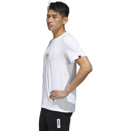 Tricou bărbați - adidas ADI CLK T - 5