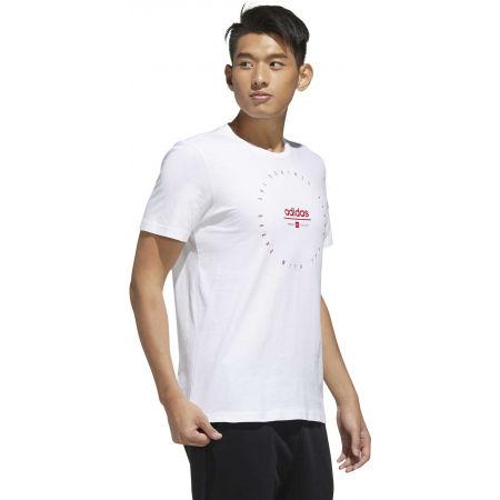 Tricou bărbați - adidas ADI CLK T - 6