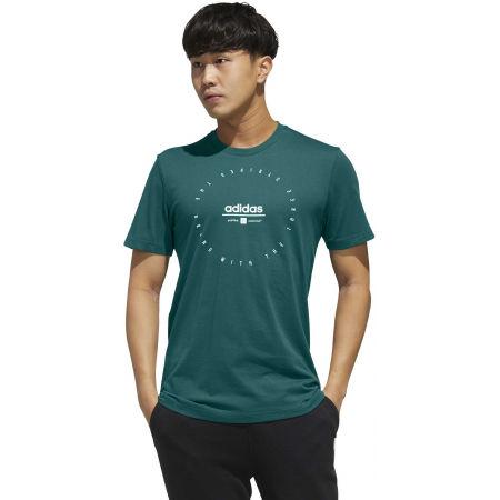 Pánske tričko - adidas ADI CLK T - 4