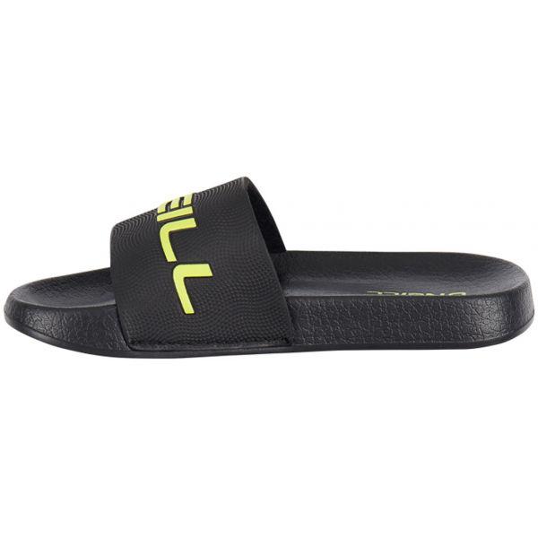 O'Neill FB CALI SLIDES černá 34 - Chlapecké pantofle